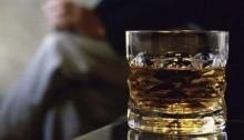 verre d'alcool